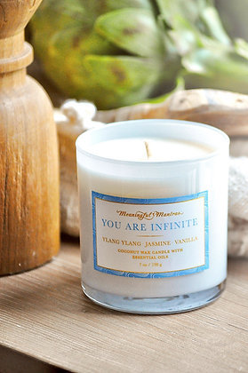You Are Infinite 8oz candle