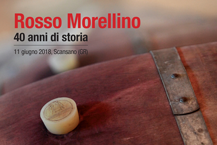 1978 - 2018. Buon compleanno Morellino di Scansano