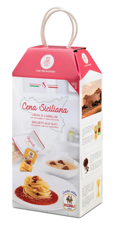 My Cooking Box e Rizzoli Emanuelli regalano l'emozione di cucinare come lo chef Fabio Potenzano con