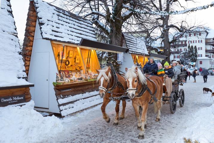 Dalla magica atmosfera alpina di Trenatale agli eventi gourmet e tante offerte per le famiglie: ques
