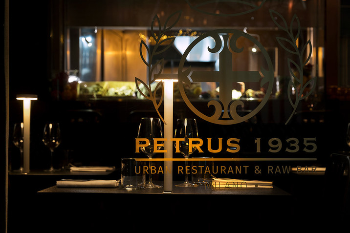 Apre in Brera a Milano PETRUS 1935 Urban Restaurant & Raw Bar