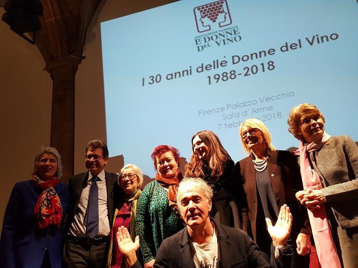 I 30 anni de Le Donne del Vino