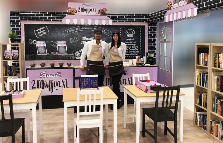Bauli porta a Milano Coffee Festival l'american style dei suoi Muffin XL