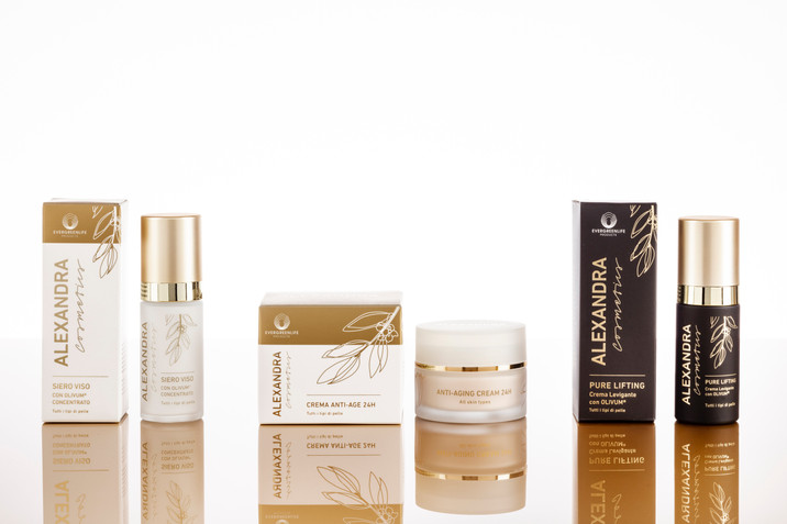SOS Anti Age_Alexandra Cosmetics il trattamento completo a base di OLIVUM