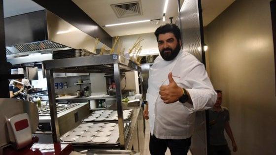 I nuovi menu dell'autunno e la novità del Cannavacciuolo Bistrot Novara, ora aperto tutto il giorno,