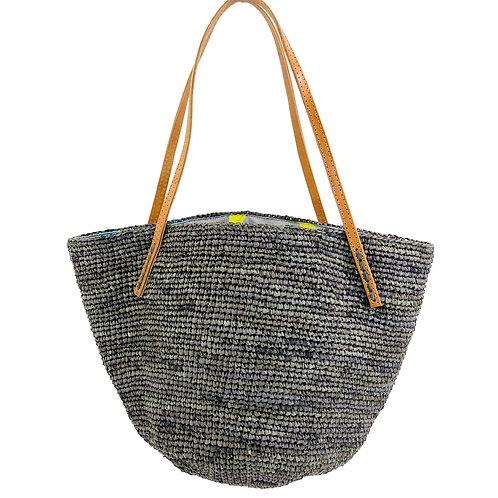 Tika Bucket Crochet Handbag