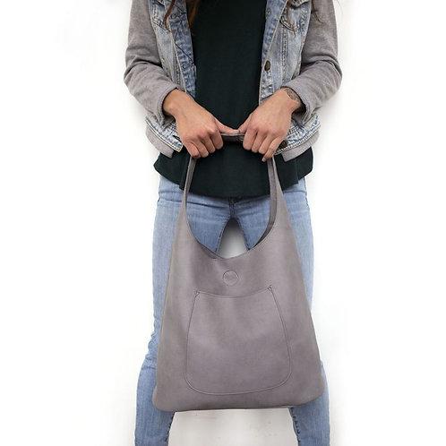 Slouchy Handbag Wisteria