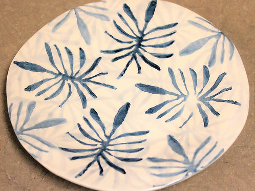 AZUL Salad / Dessert Plate Set of 4