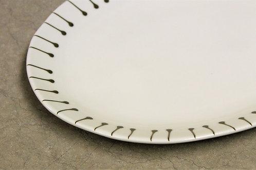 Tabletop Small Oval Platter