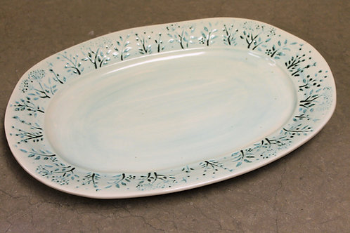 Pure Rosemary - Oval platter