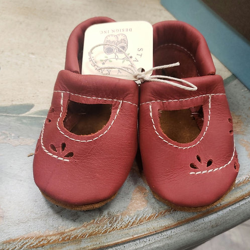 Ivy Janes Shoes Scarlet 12M