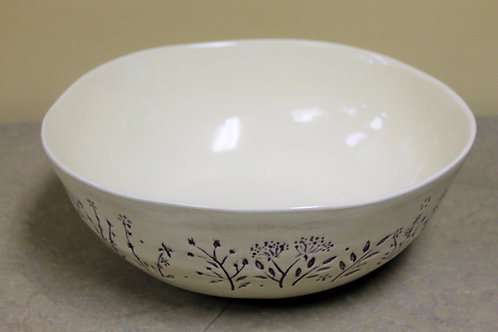 Pure Lila Serving bowl