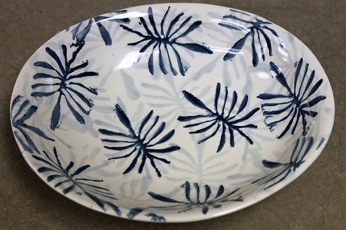 AZUL Oval Serving Bowl
