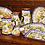 Thumbnail: Wildflower (Flor Silvestre) Large Square Serving Platter