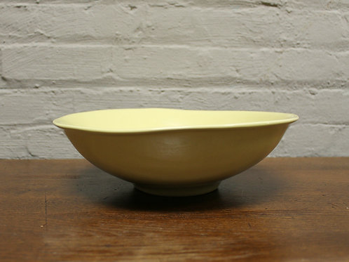 Provence Creme Medium Serving Bowl