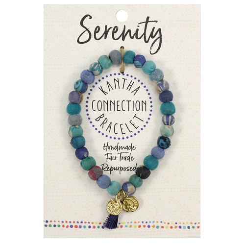 Serenity - Kantha Connection Bracelet