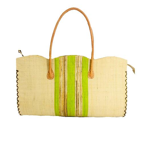 Habiba Straw Handbag