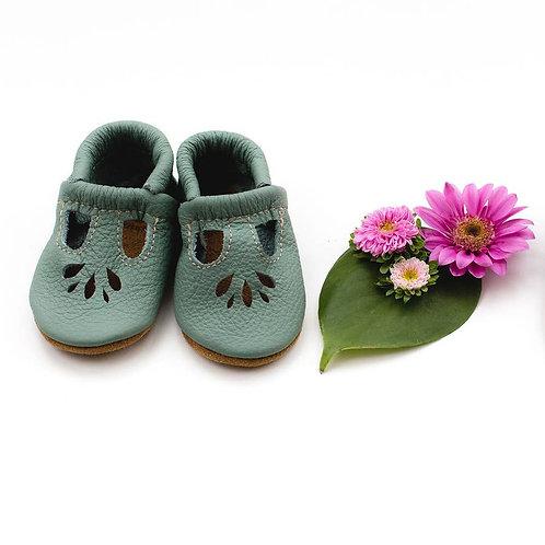 Lotus T Strap Shoes Mint 18M