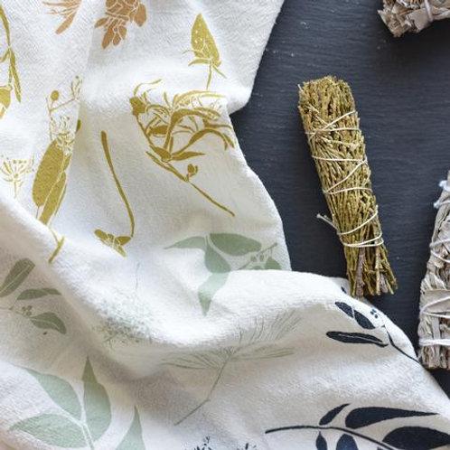 Solstice Flour Sack Tea Towels