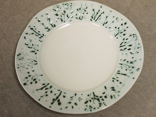 Pure Rosemary -Dessert/Salad plate Set of 4