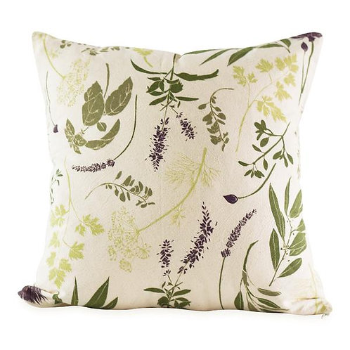 Herbal Garden Pillow