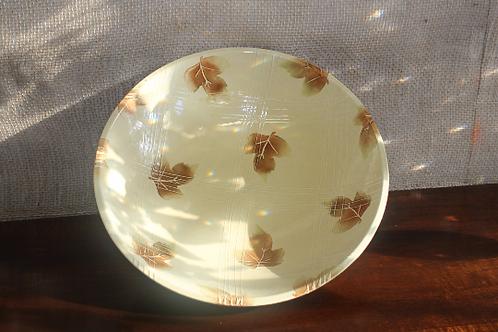 Folhagem - Wide serving bowl