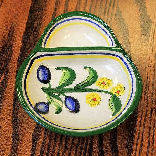 Oliva Azul Olive Dish / Spice Dish