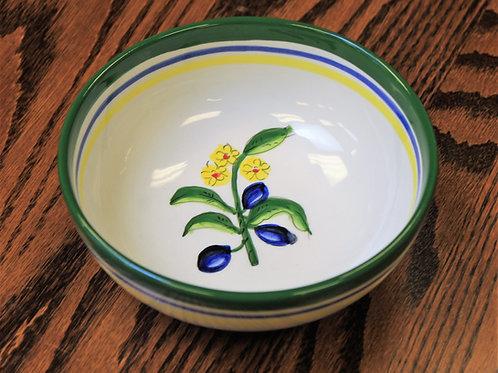 Oliva Azul Soup/Cereal Bowl Set of 4