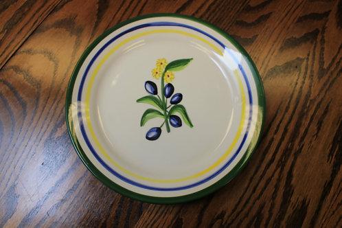 Oliva Azul Dinner Plate Set of 4