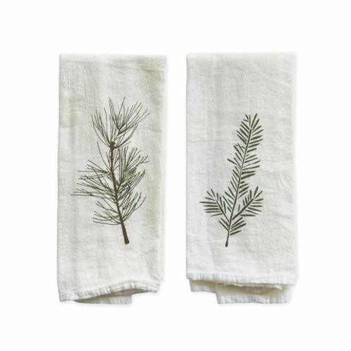 White Pine+ Fir Napkins