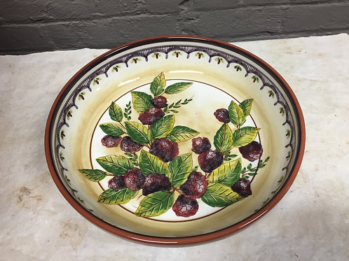 Berries (Amoras) Large Serving Bowl