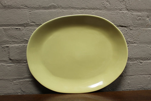 Provence Creme Medium Oval Serving Platter