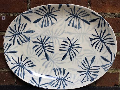 AZUL Oval Serving Platter