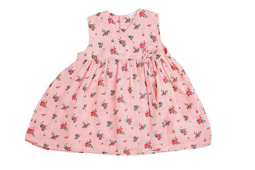 Rose Kimono Dress