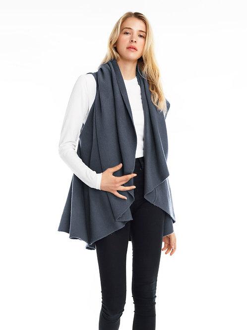 Basic Shawl Vest