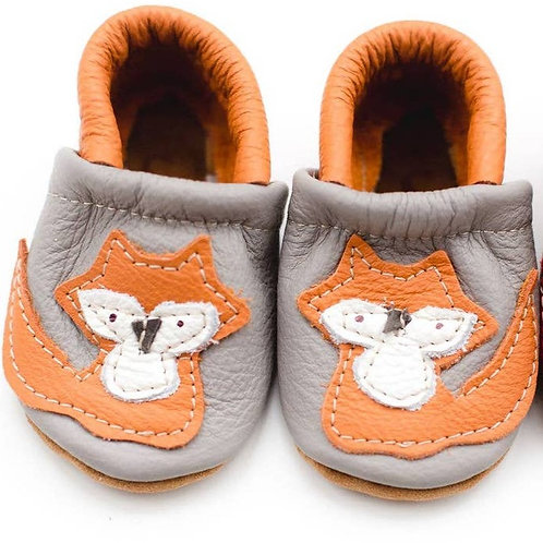 Orange Fox Shoes 12M