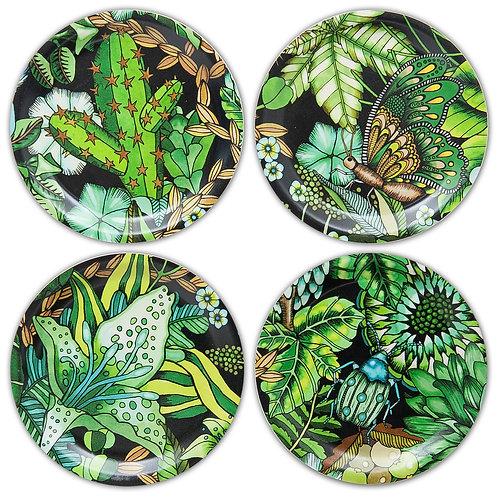 Klorofyll Coasters