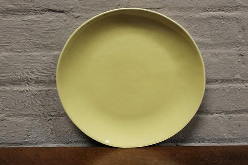 Provence Creme Dinner Plate