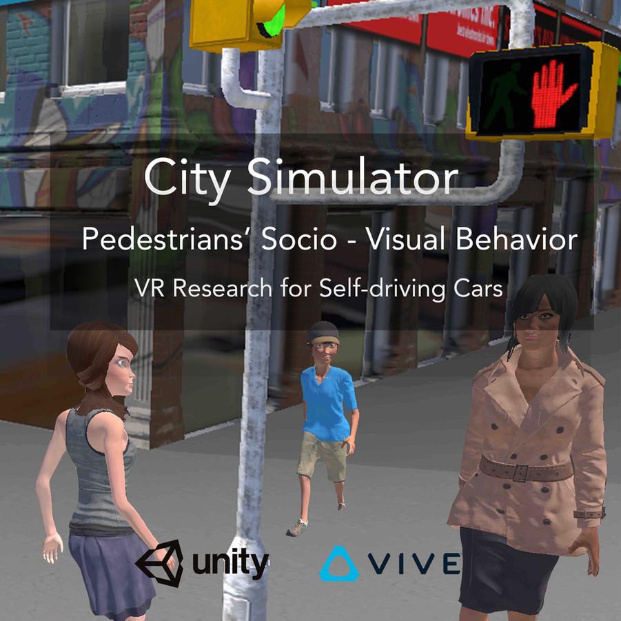 City Simulator - VR