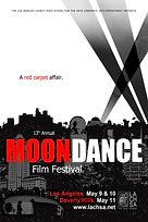 MoonDance 2013 Poster