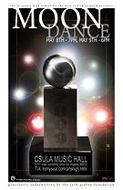 MoonDance 2009 Poster