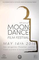 MoonDance 2016 Poster