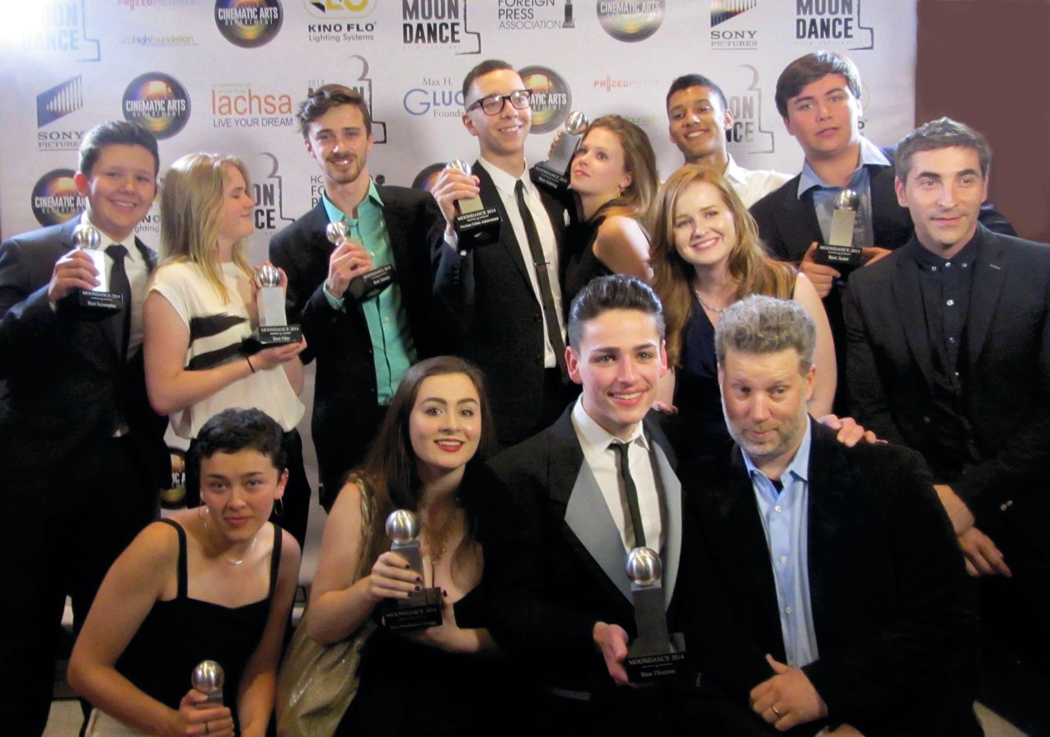 2014 MoonDance Winners