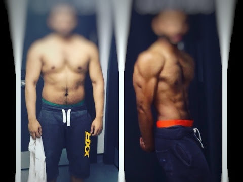 Fat loss and muscle gain