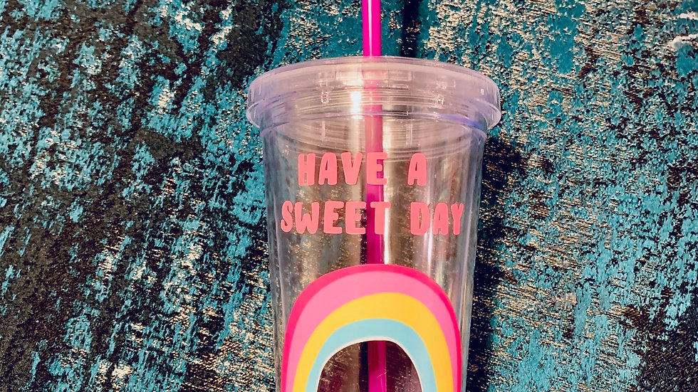 Have A Sweet Day Tumbler