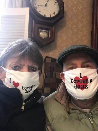 Mask pic Louie and Marylin Bernardini's.