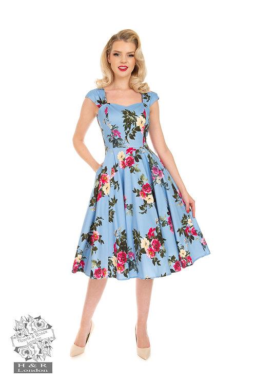 Joline Floral Swing Dress