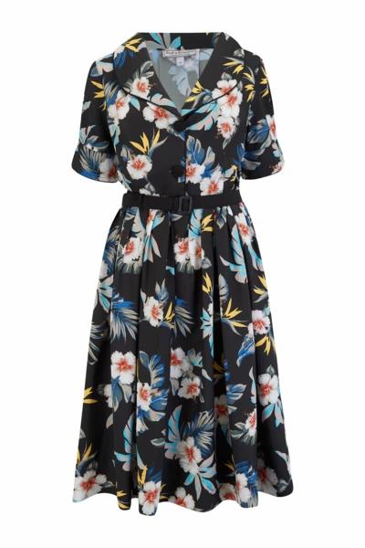 Rock n Romance Hawaiian Ritzy Dress