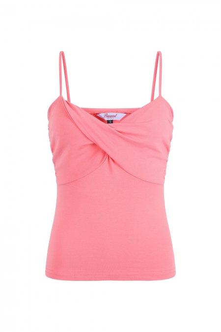 Pink Twist Top