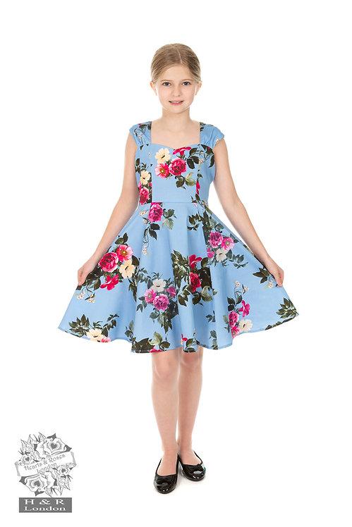 Jolene Floral Swing Dress
